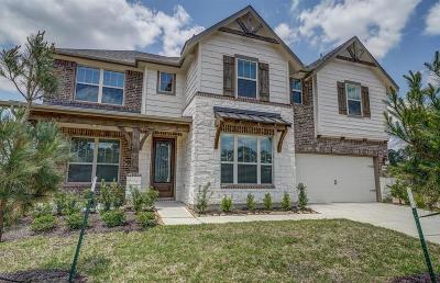 Spring Single Family Home For Sale: 17831 Black Alder Landing