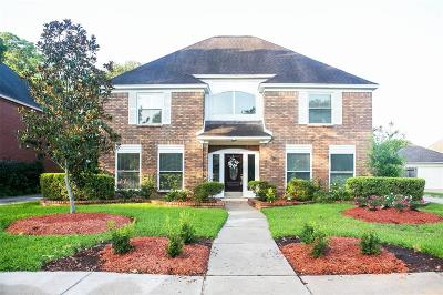 Missouri City Single Family Home For Sale: 4107 Waterstone Street