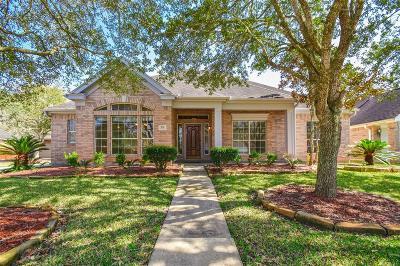 League City TX Single Family Home For Sale: $319,500