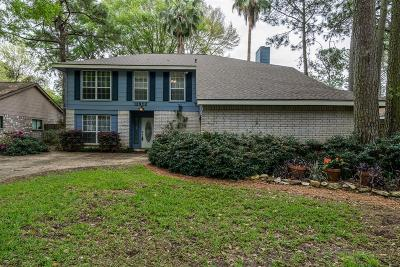 Cypress Single Family Home For Sale: 12802 Ravensong Drive