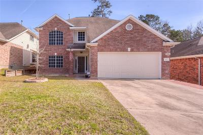 Conroe TX Single Family Home For Sale: $210,000