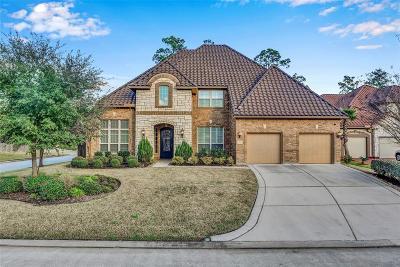 Single Family Home For Sale: 15614 Lake Iris Drive