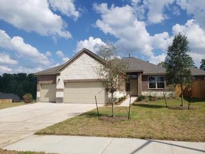 Conroe Single Family Home For Sale: 319 Red Maple Lane