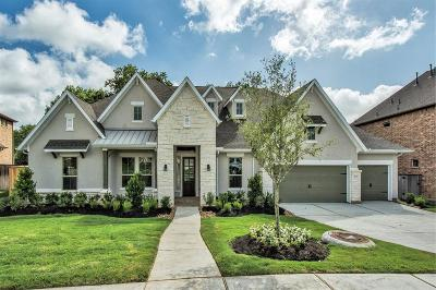 Fulshear Single Family Home For Sale: 30722 Crest View Terrace