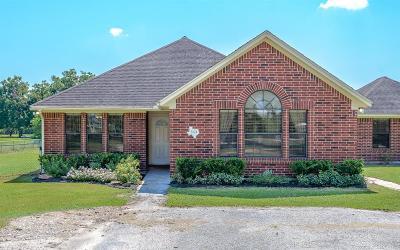 Santa Fe Single Family Home For Sale: 3121 Fm 646 N Road N