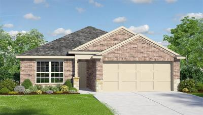 Conroe TX Single Family Home For Sale: $203,990