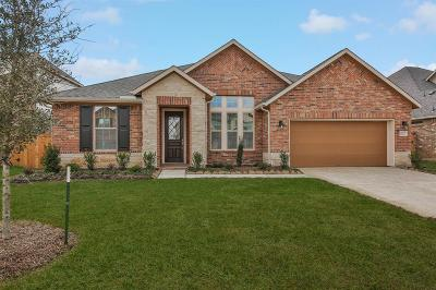 Katy Single Family Home Pending Continue to Show: 1822 Golden Cape Drive