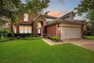 Katy Single Family Home For Sale: 5002 Raven Forest Lane