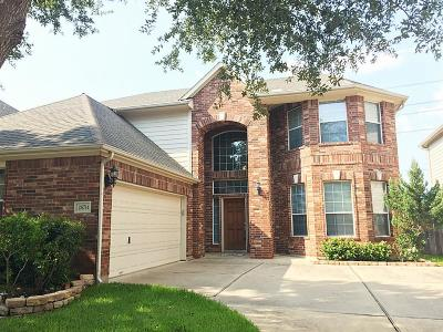 Katy Single Family Home For Sale: 26714 Blanchard Grove Drive