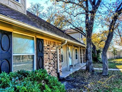 Madison County, Brazos County Single Family Home For Sale: 1610 Emerald Parkway
