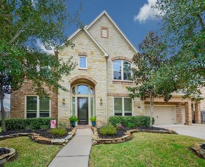 Missouri City Single Family Home For Sale: 2807 Red Cardinal Lane