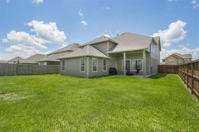 Pearland Single Family Home For Sale: 1823 Long Oak Drive