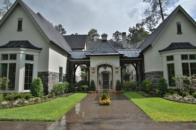 The Woodlands Single Family Home For Sale: 98 S Tranquil Path