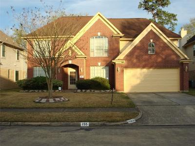 Single Family Home For Sale: 155 Perfidia Drive
