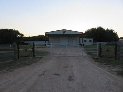 Wharton County Farm & Ranch For Sale: 495 County Road 379