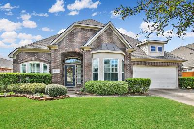 Tomball Single Family Home For Sale: 12619 Midland Creek Drive