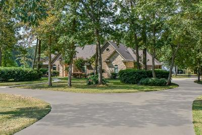 Magnolia Single Family Home For Sale: 9910 Clubhouse Circle
