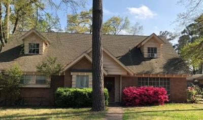 Conroe TX Single Family Home For Sale: $189,000