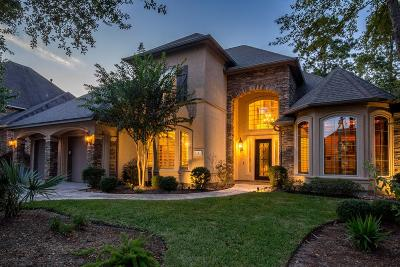 The Woodlands Single Family Home For Sale: 2 Amulet Oaks