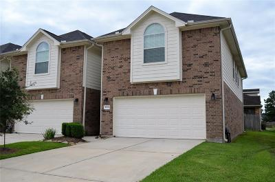 Condo/Townhouse For Sale: 10515 Willow Park Green