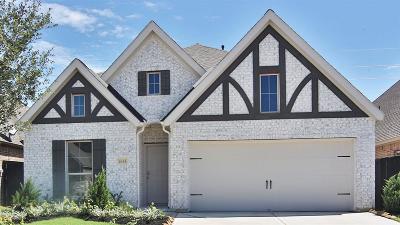Richmond Single Family Home For Sale: 2614 Primrose Bloom Lane