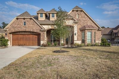 Kingwood Single Family Home For Sale: 1202 Cornwall Way