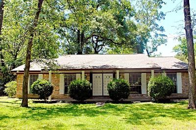 Single Family Home For Sale: 3319 Shadowcrest Lane