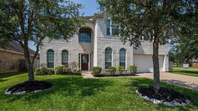 Manvel Single Family Home For Sale: 33 Terra Bella Drive