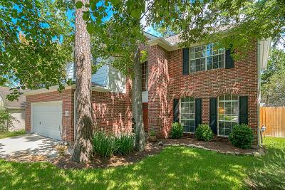 The Woodlands Single Family Home For Sale: 26 Almond Branch