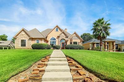 Conroe Single Family Home For Sale: 12402 Longmire Cove