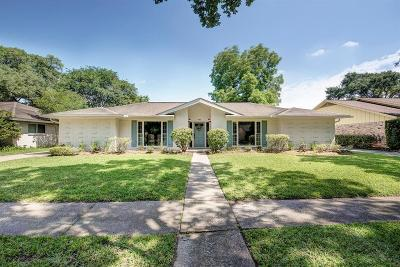 Houston Single Family Home For Sale: 5742 Valkeith Drive