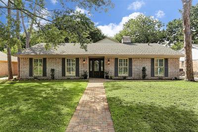 Houston Single Family Home For Sale: 602 Walnut Bend Lane