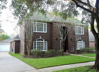 Sugar Land Single Family Home For Sale: 4607 Nassau Drive