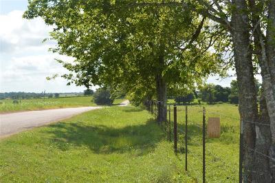 Colorado County Country Home/Acreage For Sale: 1102 San Felipe Road