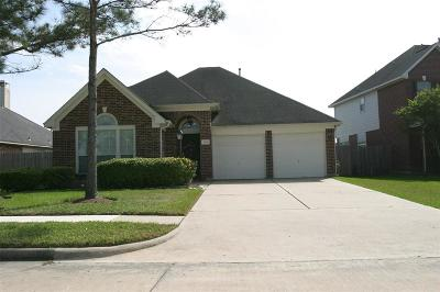 Pearland Single Family Home For Sale: 3614 Crescent Drive