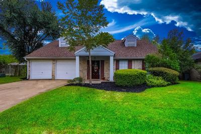 Houston Single Family Home For Sale: 14114 Overbrook Lane