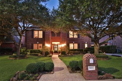 Spring Single Family Home For Sale: 5811 Desert Oak Way