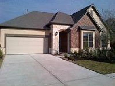 Cypress Single Family Home For Sale: 19822 Crested Peak Lane