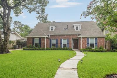 Houston Single Family Home For Sale: 4410 Mountwood Street