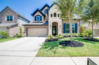 Cypress Single Family Home For Sale: 11110 Bluewater Lagoon Circle