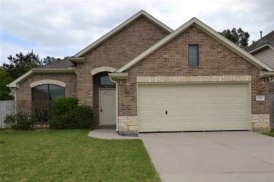 Crosby TX Single Family Home For Sale: $194,999