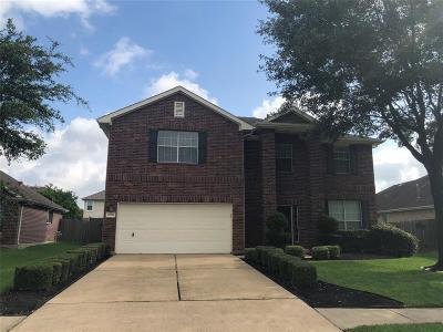 Katy Single Family Home For Sale: 21714 Ashford Grove