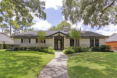 Houston Single Family Home For Sale: 10015 Del Monte Drive