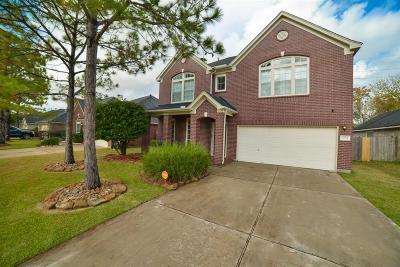 Manvel Single Family Home For Sale: 3139 Summerland Drive