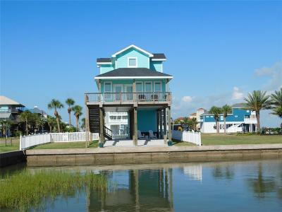 Galveston Single Family Home For Sale: 3730 Que Sabe