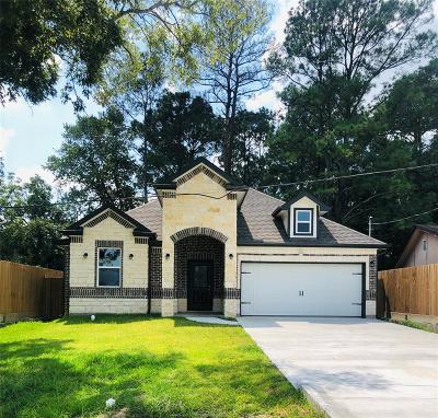 Dickinson Single Family Home For Sale: 3018 Avenue H