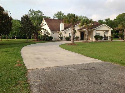 Missouri City Single Family Home For Sale: 7803 Cicada Drive