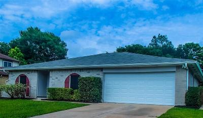 League City Single Family Home For Sale: 316 Brookdale Drive
