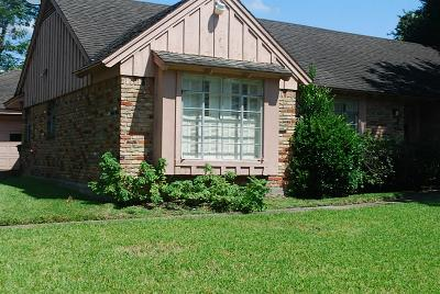 Houston Single Family Home For Sale: 802 Frostwood Drive