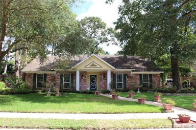 Cypress Single Family Home For Sale: 13026 Tall Forest Drive
